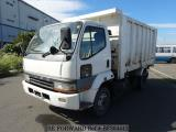 1998 Mitsubishi Fuso  Fighting mignon  Tipper Truck For Sale.