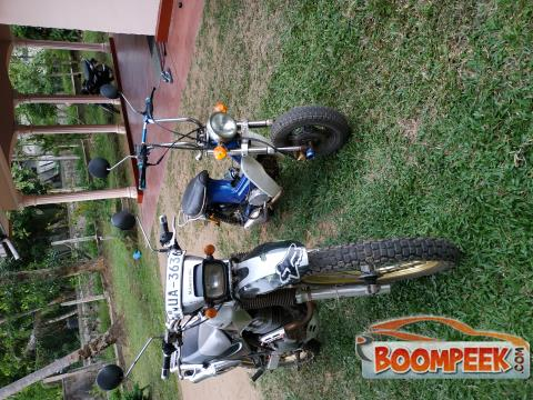 Kawasaki Super sherpa Kl250  Motorcycle For Sale