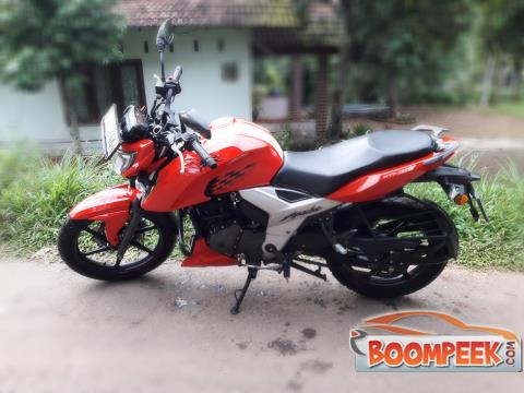 TVS Apache TVS Apache RTR V4  Motorcycle For Sale