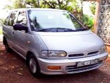 Nissan Serena MkI C23 Van For Sale