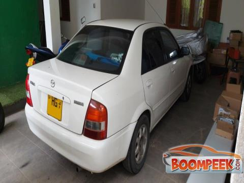 Mazda Familia BJ5P Car For Sale