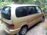 Nissan Serena Van For Sale
