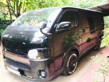 Toyota HiAce TRH200 Van For Sale